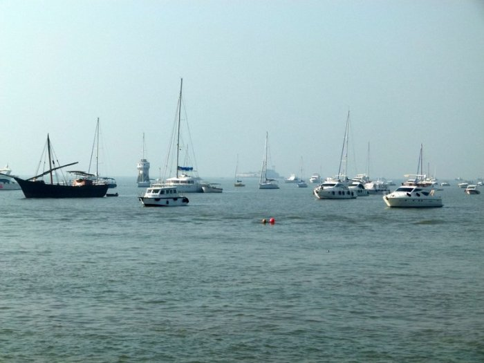 Mumbai Port and Harbour Tour, KGAF, Mumbai Harbour