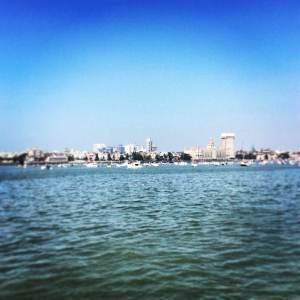 Mumbai Port and Harbour Tour, KGAF, Mumbai Port Trust, Mumbai's eastern coast