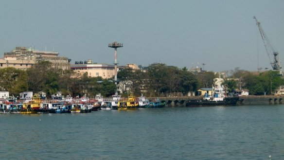 Mumbai Port and Harbour Tour, KGAF, Indira Dock, Ballard Pier