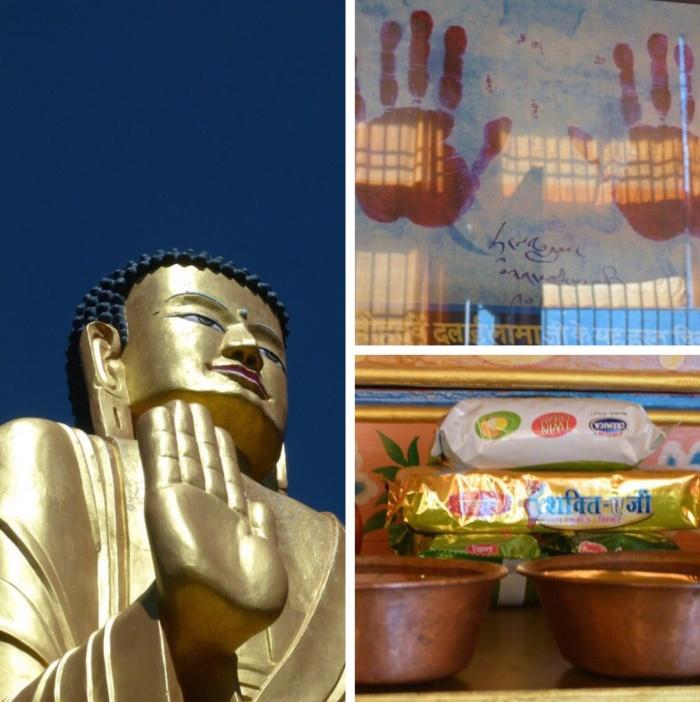 Sacred Sites, Himachal Pradesh, Devbhoomi, Rekong Peo, Kaalchakra Gompa, Travel, Buddhism