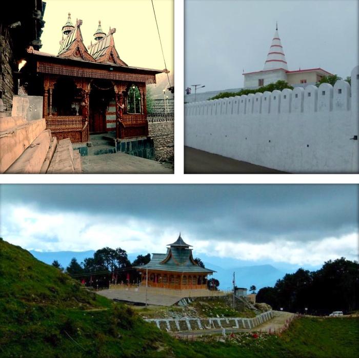 Sacred spaces, Temples, Himachal Pradesh, Travel, Devbhoomi,  Hatu Mata, Kali ka Tibba, Narayan Nagini
