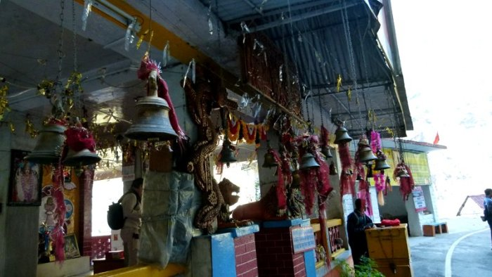 NH22, Hindustan Tibet Road, Himachal Pradesh, Taranga Devi Temple