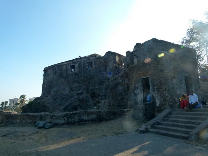 The Sion Fort