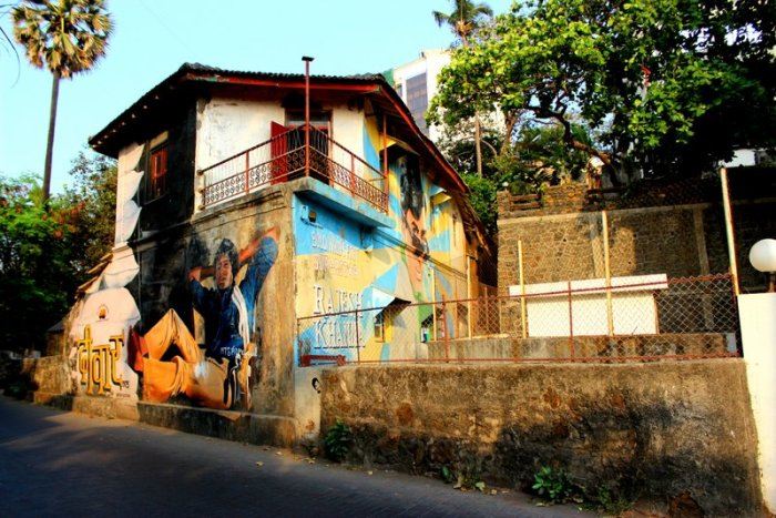 Bollywood Art Project, Bandra, Mumbai