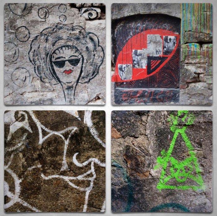 Nagrana Lane, Street Art, Graffiti Art, Bandra, Mumbai Ink Brush N Me