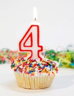 4th Blogversary