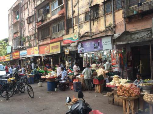 Matunga Vegetable Market