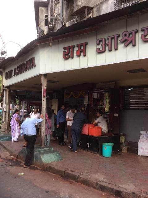 Matunga, Mumbai, Ram Ashraya, Restaurant