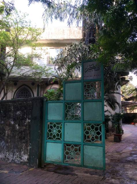 Mumbai, Matunga, Sakina Masjid