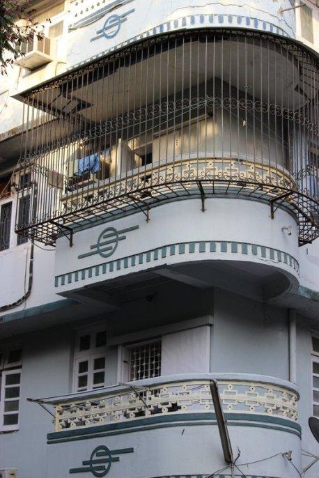 Matunga, Art Deco, Architecture, Heritage