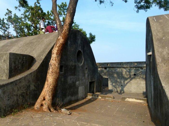 Sewri Fort, Forts of Mumbai, Eastern Shoreline