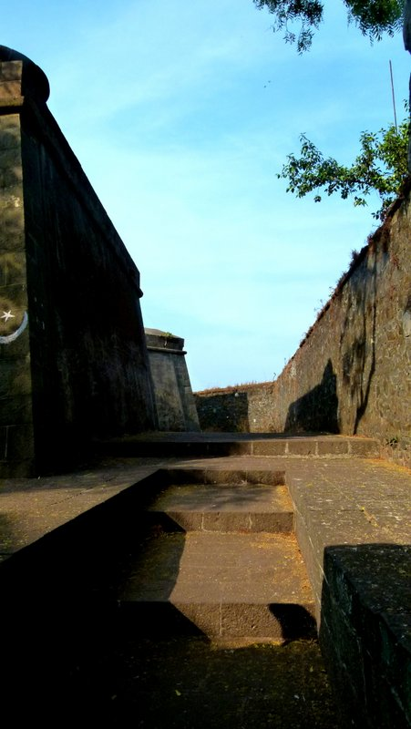 Sewri Fort, Forts of Mumbai, Eastern Shoreline