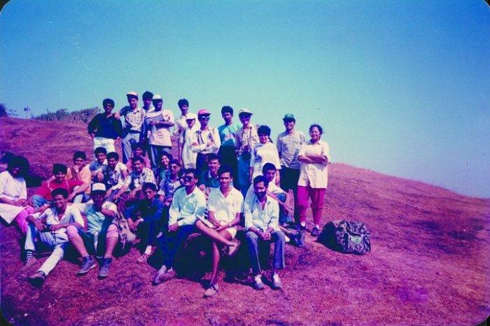 Goa, Field trip