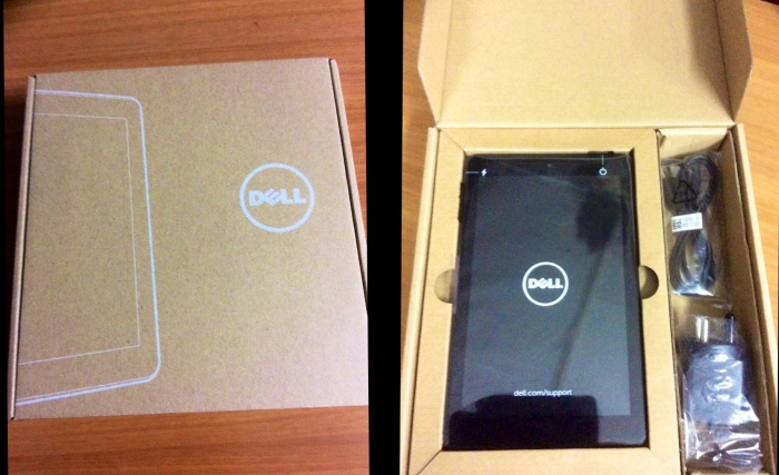 Dell Venue Tablet, Product Review