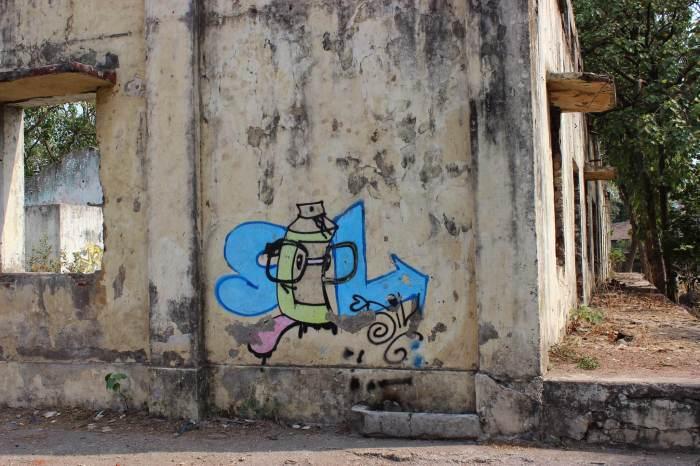 Reay Road Graffiti 11