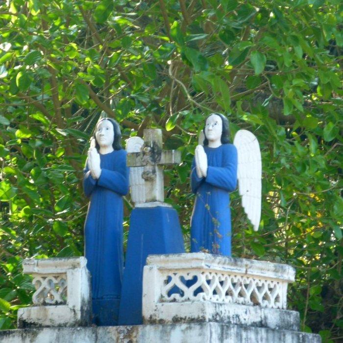Colva Cemetery, Colva, Goa, All Souls Day, Graveyard