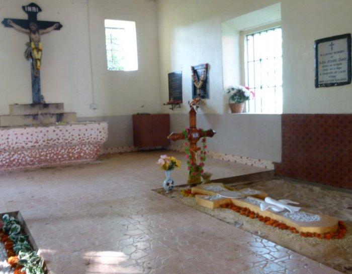 Colva Cemetery, Graveyard, Colva, Goa, Travel