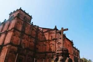 Old Goa, Basilica Bom Jesus, Goa, TRavel Velha Goa