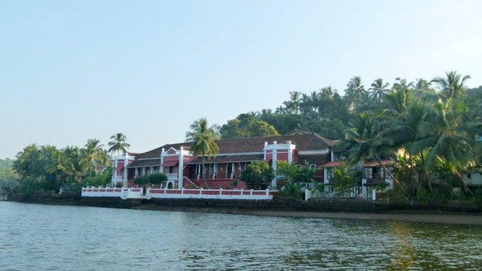 Aldona, Corjuem Fort, Noth Goa, Mapusa River, Backwater Cruise