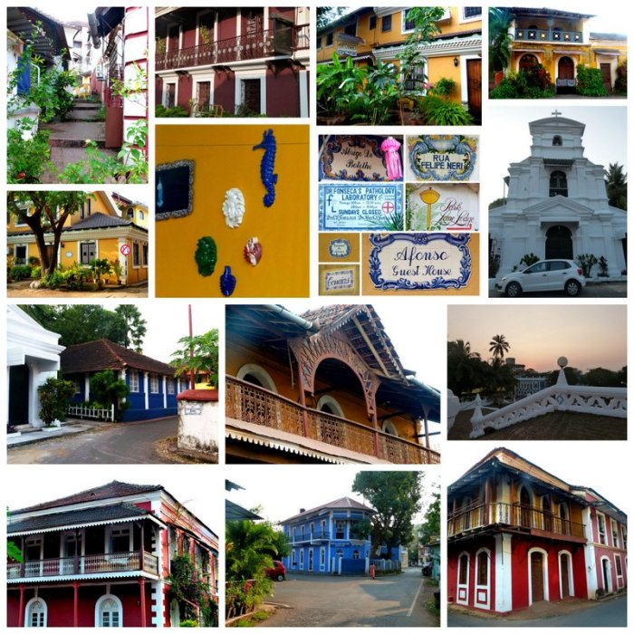 Fontainhas, Goa, Travel
