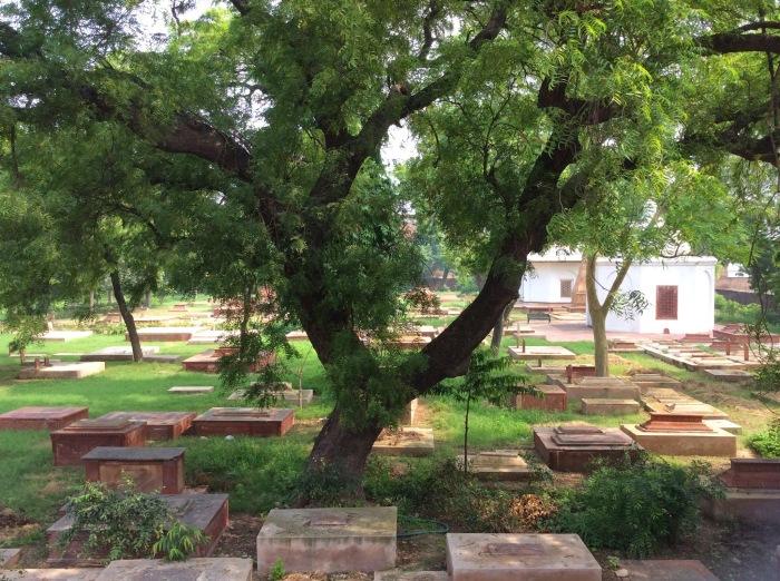 Roman Catholic Cemetery, Agra, Armenian Cemetery