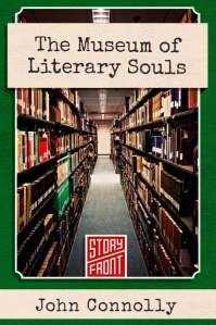 The Museum of Literary Souls, John Connolly, ebook