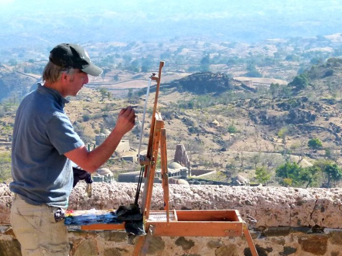 Travelling Painter 2