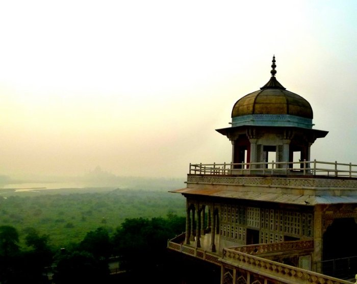 Agra Fort, UNESCO World Heritage Site, Travel, Red Fort of Agra, Musamman Burj