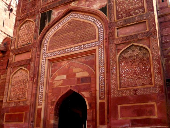 Agra Fort, UNESCO World Heritage Site, Travel, Red Fort of Agra, Akbari Darwaza