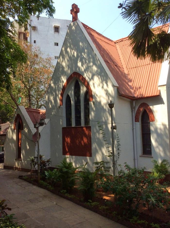 Church of St. Stephen's, Churches of Bandra, Mumbai, Anglican Church, CNI