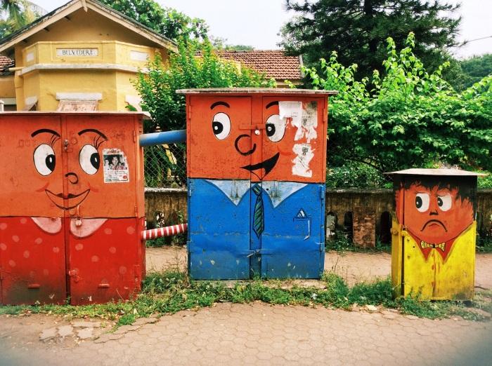 Street Art, Mumbai