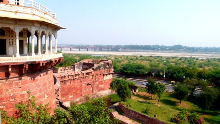 Agra Fort, UNESCO World Heritage Site, Travel, Red Fort of Agra