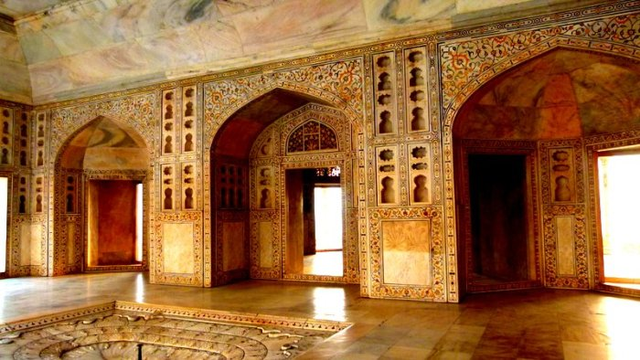 Agra Fort, UNESCO World Heritage Site, Travel, Red Fort of Agra, Khas Mahal