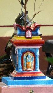 Tulsi Brindavan, Hindu Cultural icon, Hindusism, tulsi Vivaah