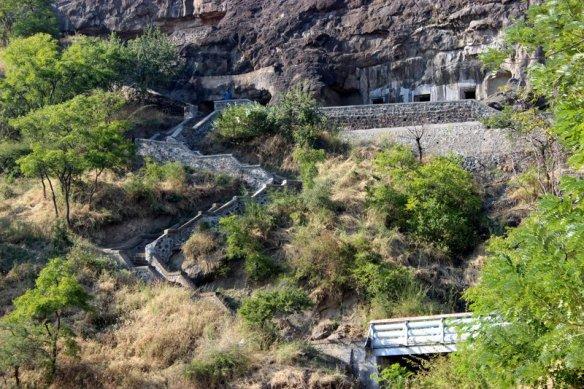 Aurangabad Caves, Aurangabad, Buddhist Rock Cut Caves