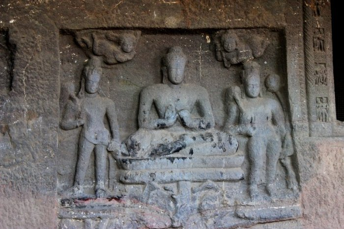 Aurangabad Caves, Aurangabad, Buddhist Rock Cut Caves