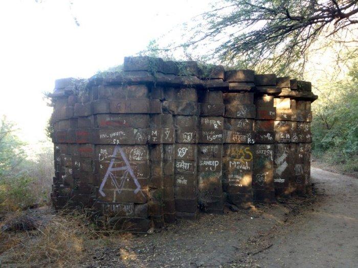Lonar, Lonar Temple, Travel, Maharashtra, Kamalja Devi, Meteoric Crater, Alkaline Lake