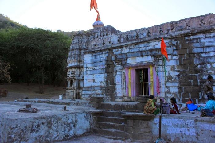 Lonar, Lonar Temple, Travel, Maharashtra, Kamalja Devi, Meteoric Crater, Alkaline Lake, Kamalja Devi