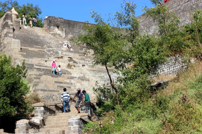Lonar, Lonar Temple, Travel, Maharashtra, Kamalja Devi, Meteoric Crater, Alkaline Lake, Viraj Tirth