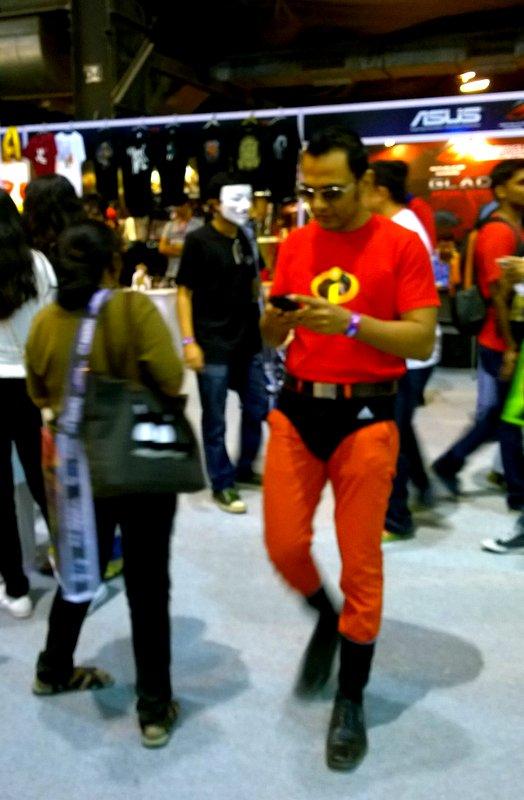 Comic Con Mumbai 2014, MFCC, Mumbai, Event, ComicCon