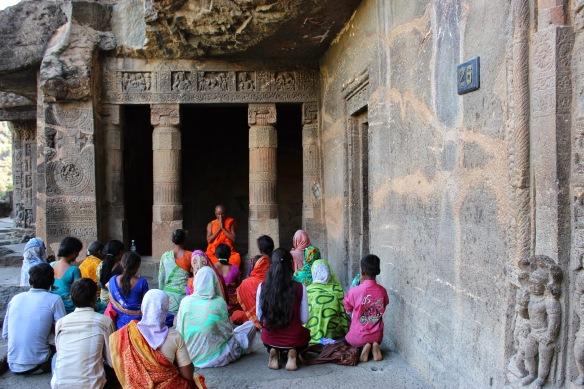 Ajanta Caves, UNESCO World Heritage Site, Rock Cut Caves, Travel, Incredible India, Maharashtra, Aurangabad