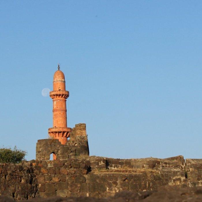 Daulatabad Fort, Forts of Maharashtra, Chand Minar, Travel, Incredible India
