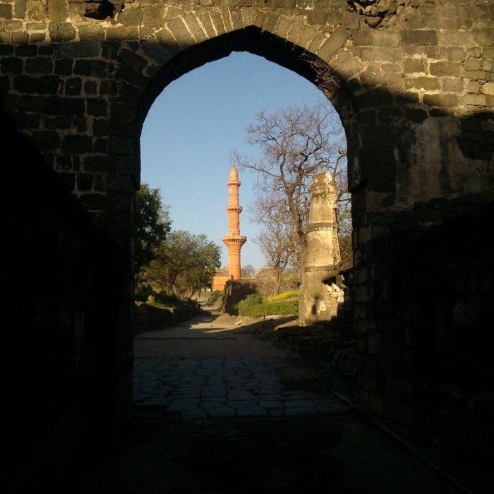 Daulatabad Fort, Forts of Maharashtra, Travel, Incredible India