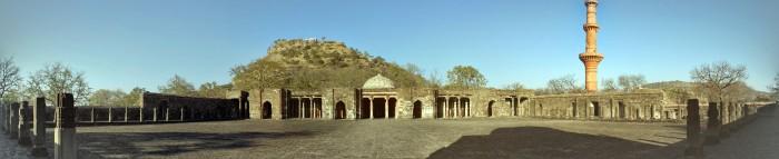 Daulatabad Fort, Forts of Maharashtra, Travel, Incredible India, Chand minar