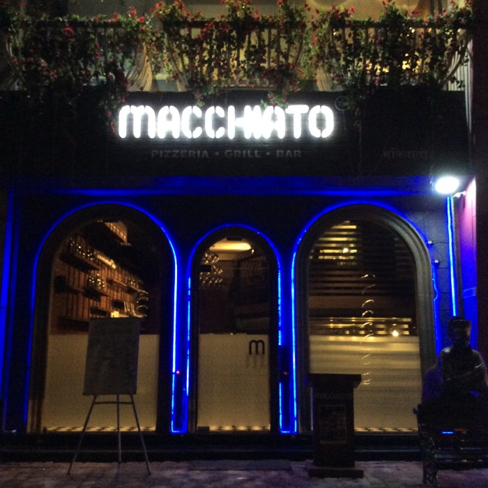 Navi Mumbai Foodies, Macchiato Belapur, We Are Navi Mumbai, Italian Cuisine