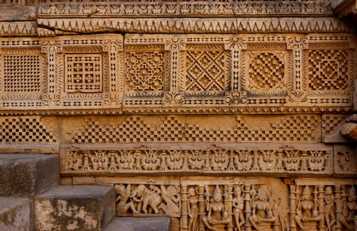 Rani ni Vav, Rani ki Vav, Queen's stepwell, UNESCO World Heritage Site, Incredible India, Gujarat, Patan
