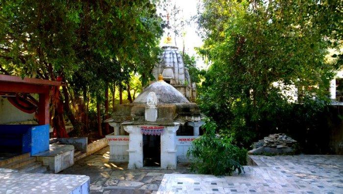 Ambaji, Valmiki Ashram, Valmiki Temple,, Gujarat, TRavel