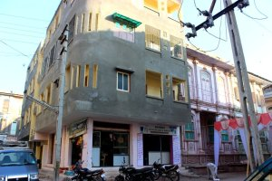 Sidhpur, Vohrawad, Community housing, Gujarat