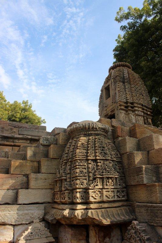 Modhera, Sun Temple, Bhimdev I, Solanki Dynasty, Surya Kund,