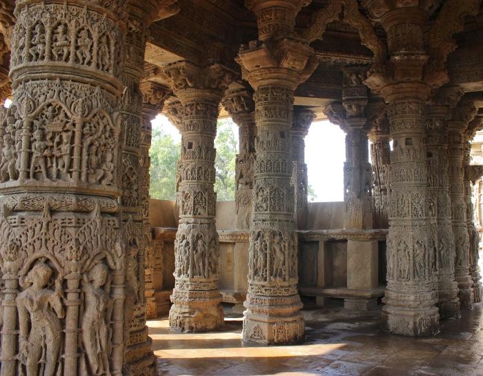 Modhera, Sun Temple, Bhimdev I, Solanki Dynasty, Surya Kund